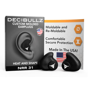 Decibullz DIY Custom Molded Earplugs