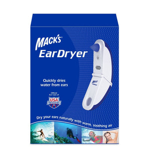 Macks EarDryer for Swimmer's Ear