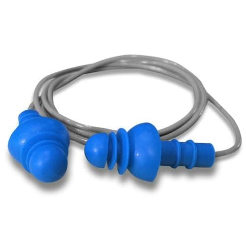 Hearos F4 Series Reusable Ear Plugs (NRR 27) (Corded)