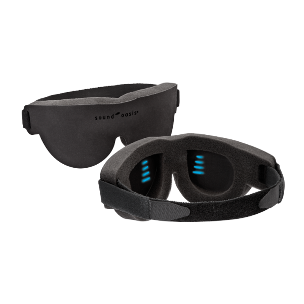 Sound Oasis GTS-1000 Glo To Sleep Mask