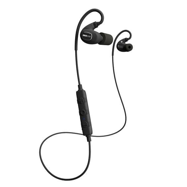 isotunes pro 2 noise cancelling earphones
