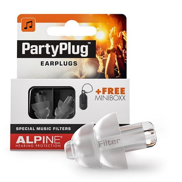 Alpine Partyplug Music Earplugs