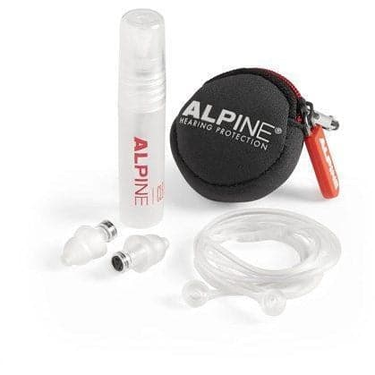 Alpine Partyplug Pro Earplugs for Music Contents