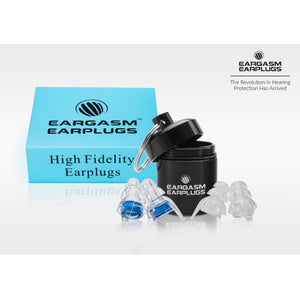 EARGASM High Fidelity Ear Plugs