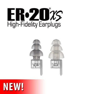 Etymotic ER20XS High Fidelity Earplugs