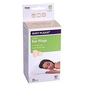 Flents Quiet Please Foam Ear Plugs for Sleeping