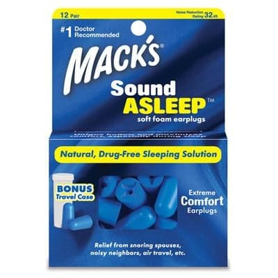 Macks SoundAsleep Extreme Comfort Ear Plugs for Sleeping