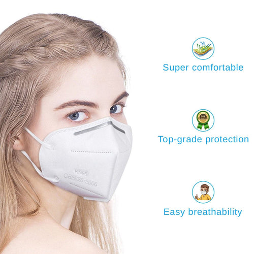 KN95 Anti-Virus Protective Face Mask (PM2.5)