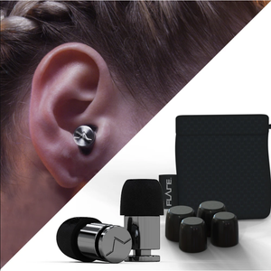 Flare ISOLATE® PRO Titanium Ear Plugs