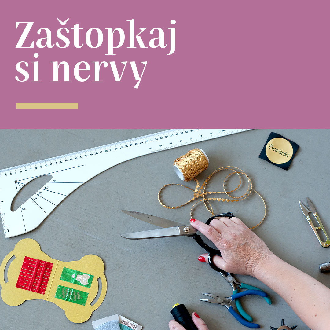 Workshop ZAŠTOPKAJ SI NERVY