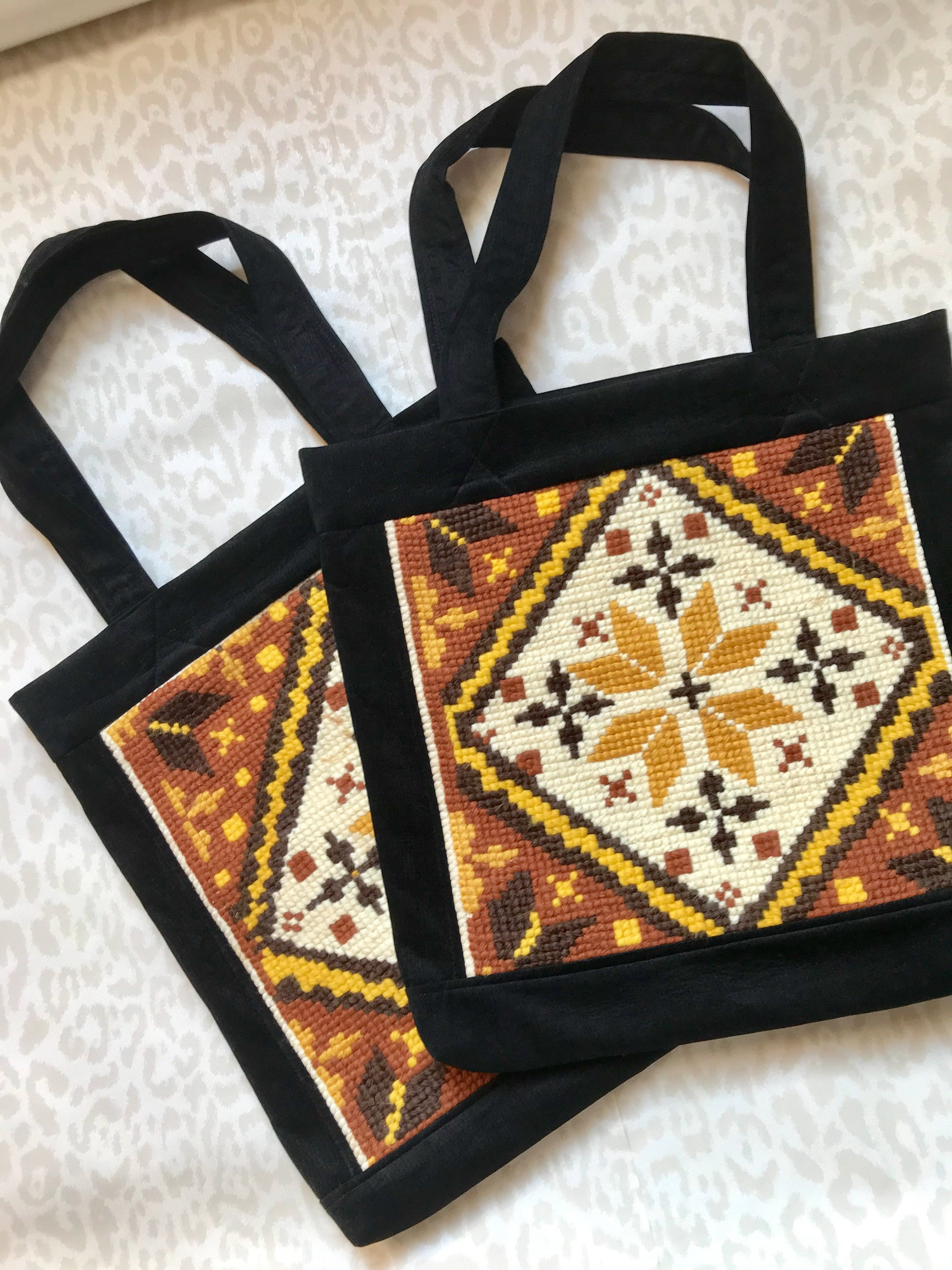 Bag IKAT - tote bag