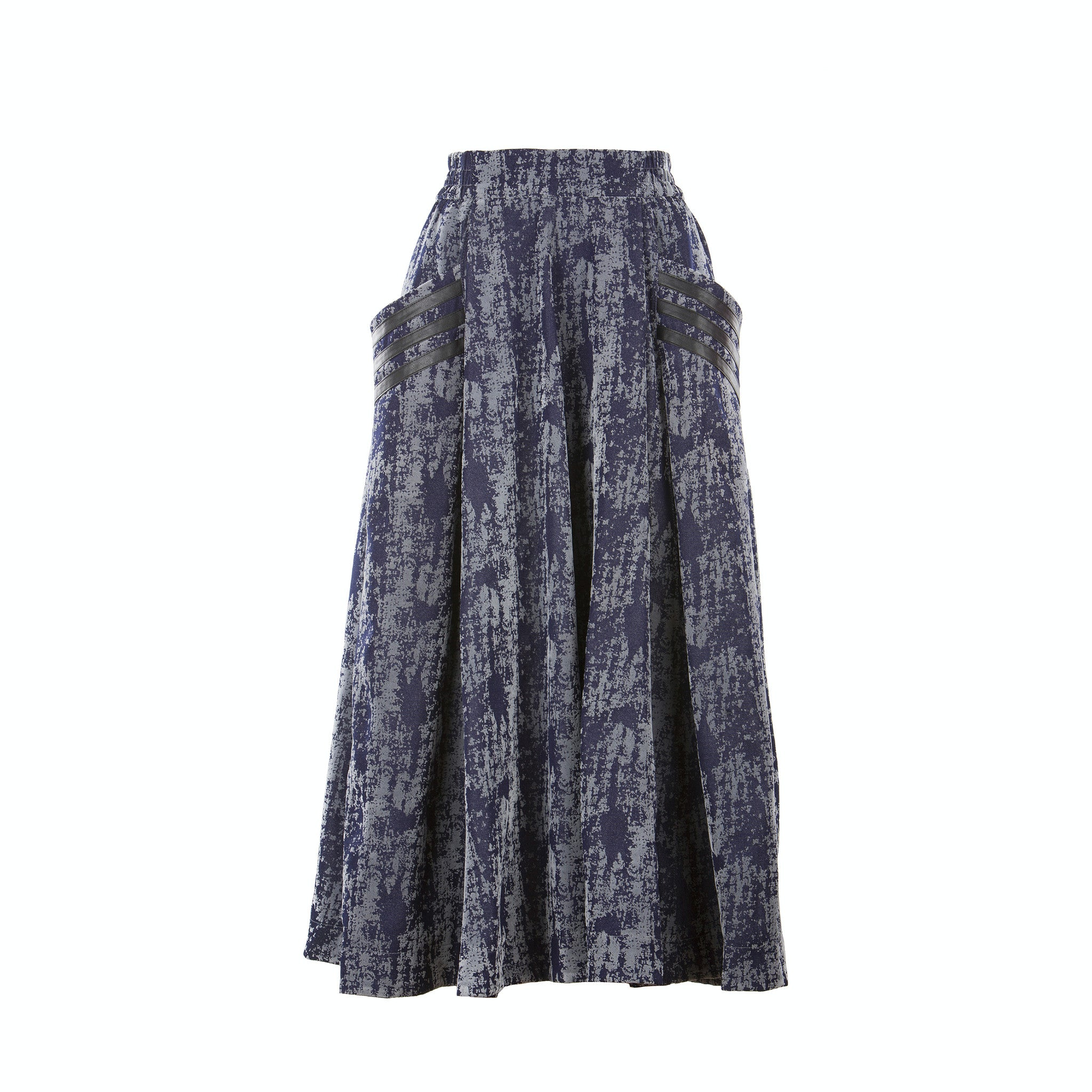 Skirt MARLA - denim (made to order)