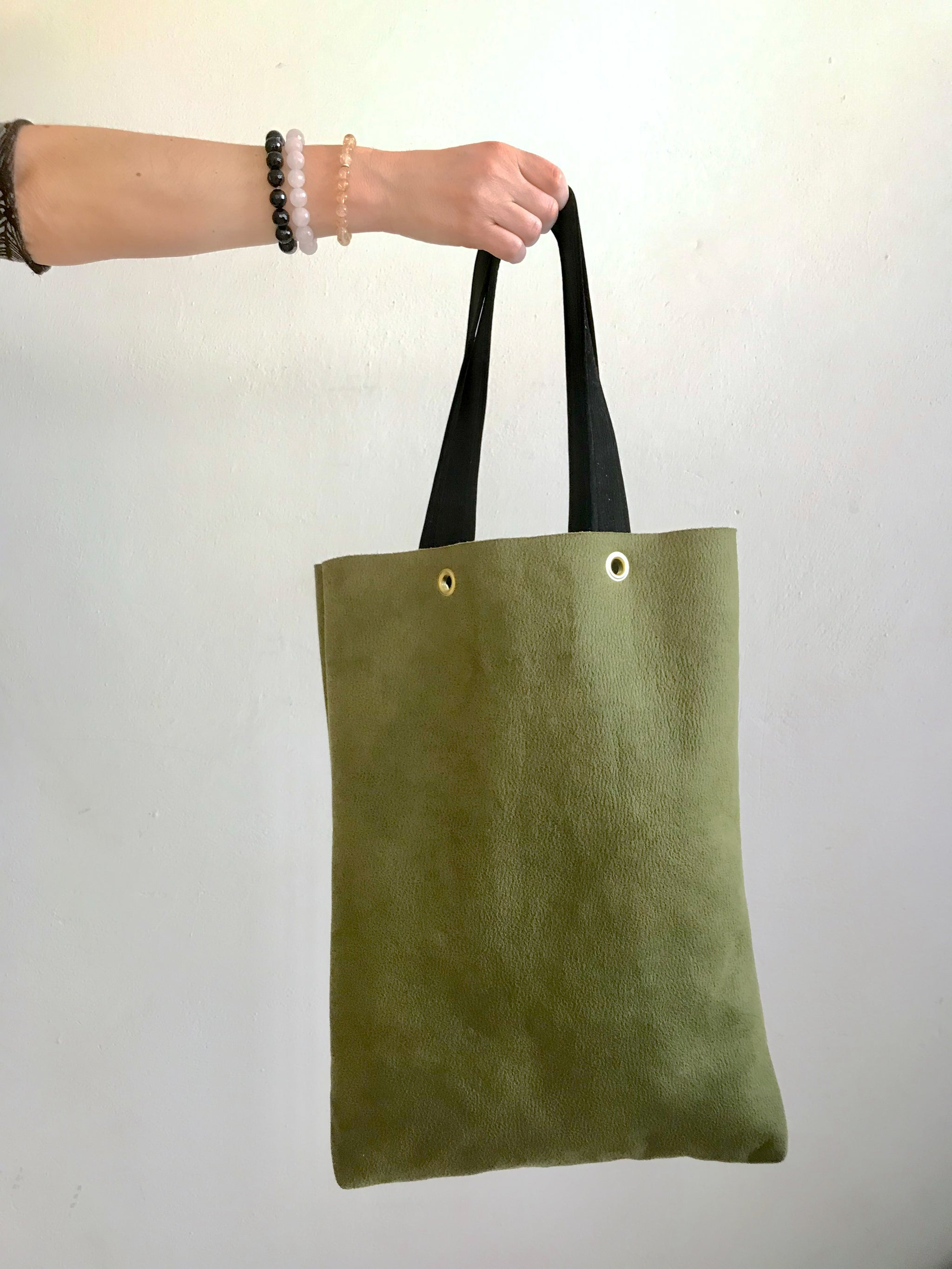 Bag FAUX LEATHER - tote bag