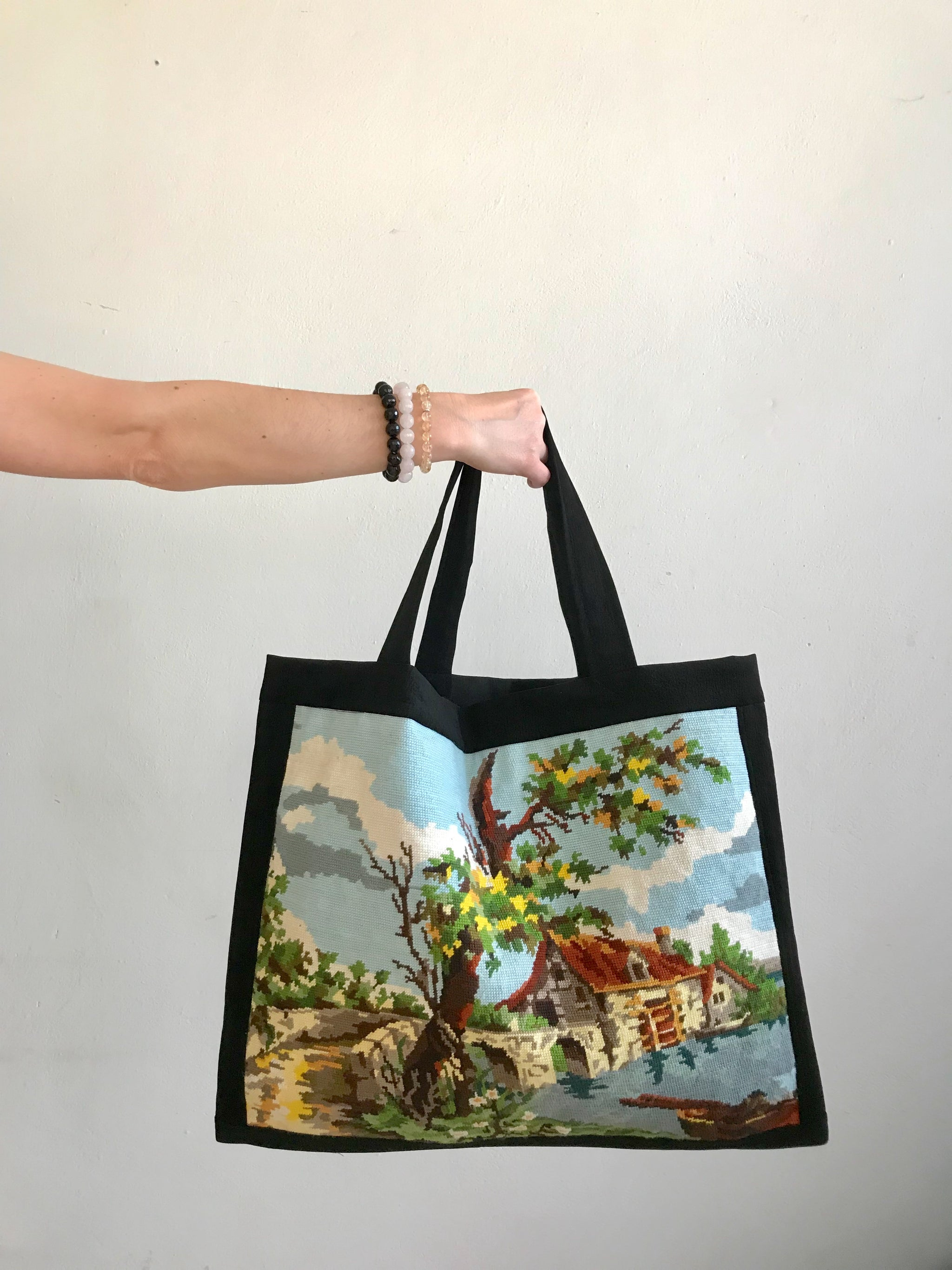 Bag VILLAGE 2 - tote bag