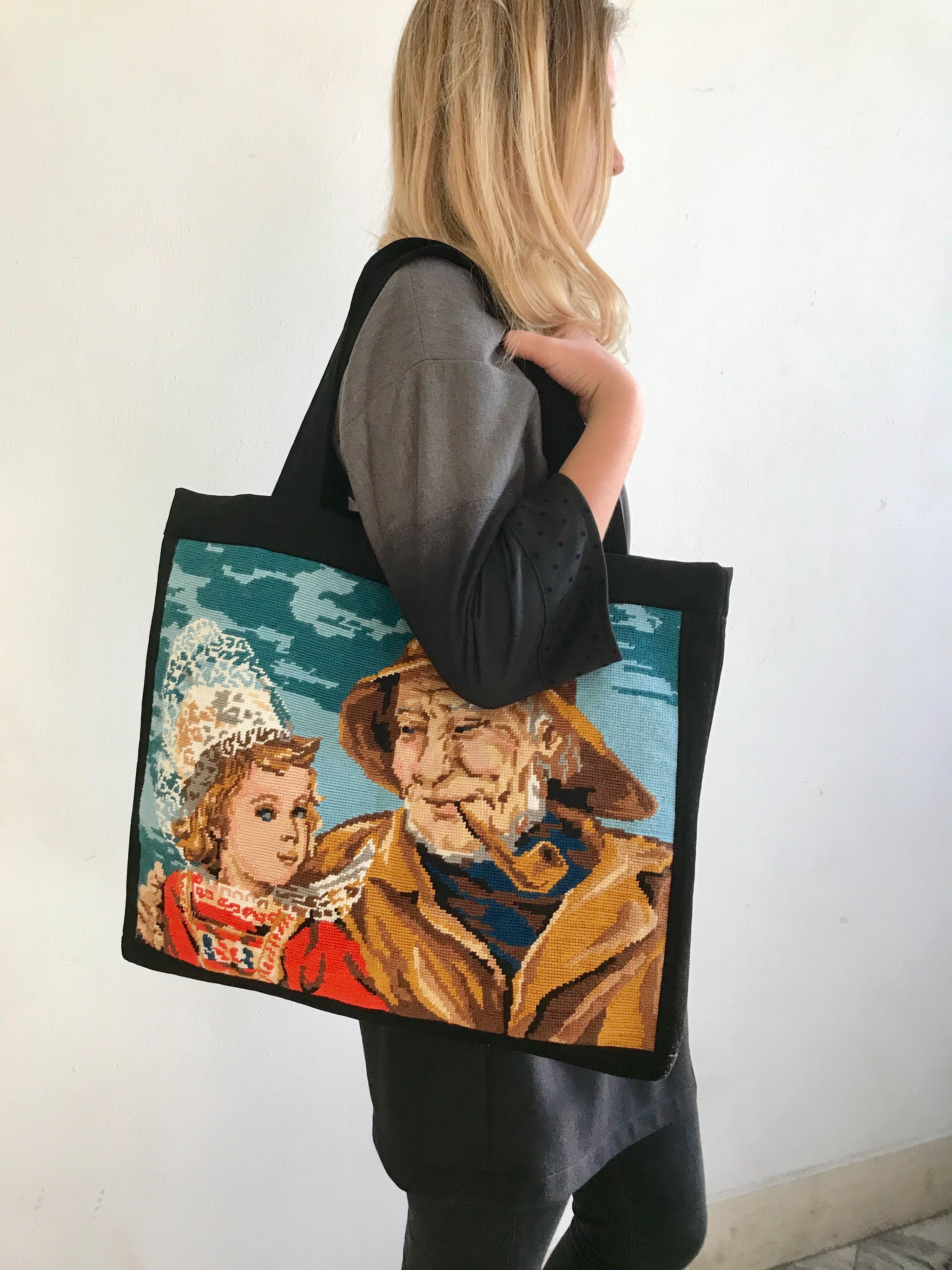 Bag FISHERMAN - tote bag