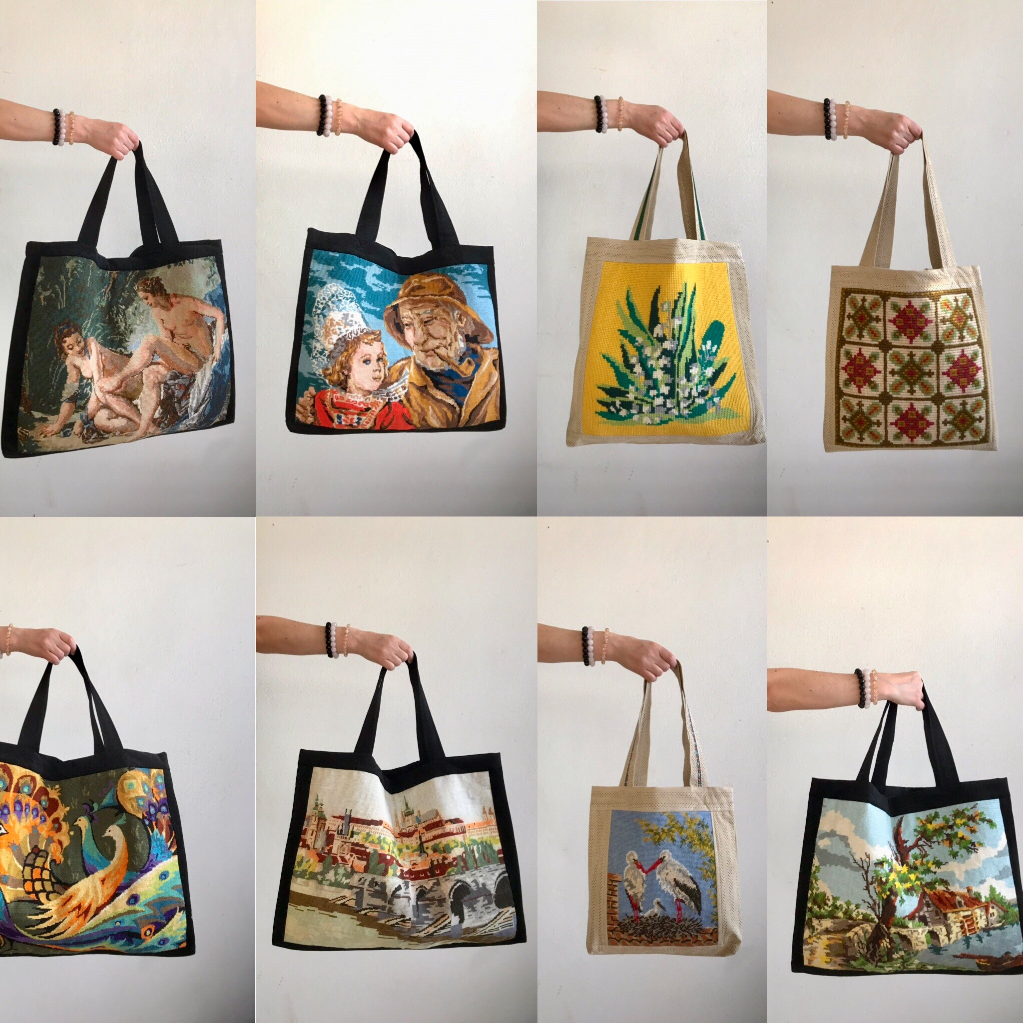 Bag ROUNDs - tote bag