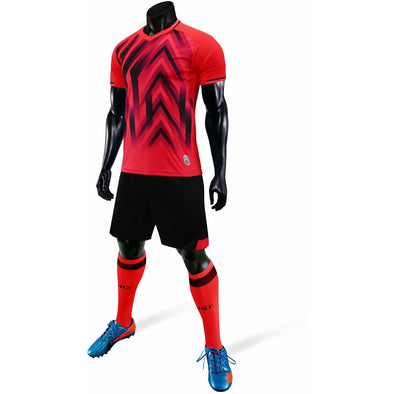 Red 171-2 - Fc Soccer Uniforms