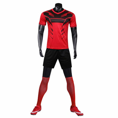 Red 155 - Fc Soccer Uniforms
