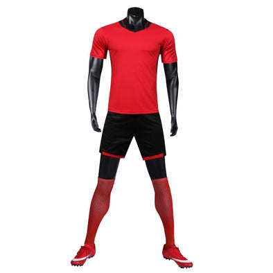 Red 156 - Fc Soccer Uniforms