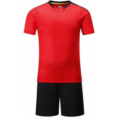 Red 168 - Fc Soccer Uniforms