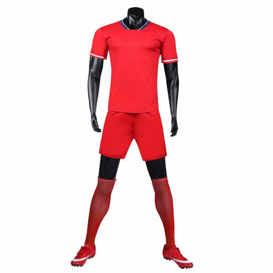 Red 159 - Fc Soccer Uniforms