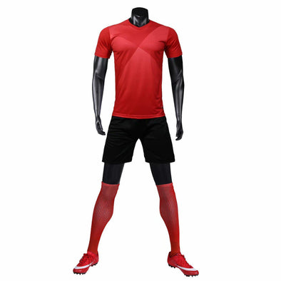 Red 163 - Fc Soccer Uniforms