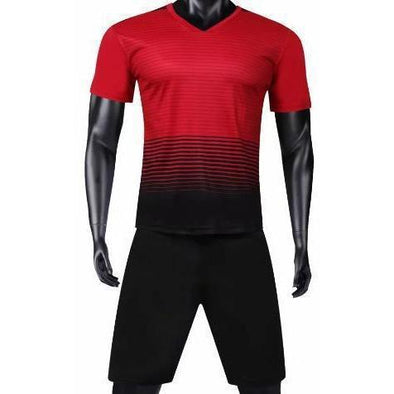 Old Trafford Red SS - Fc Soccer Uniforms