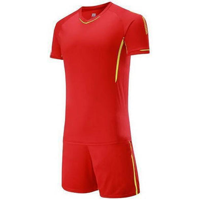 Red 104 - Fc Soccer Uniforms