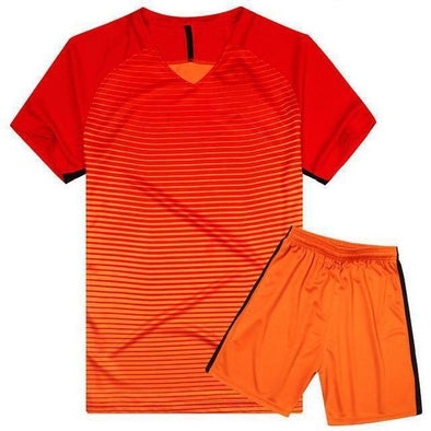 Red 113 - Fc Soccer Uniforms
