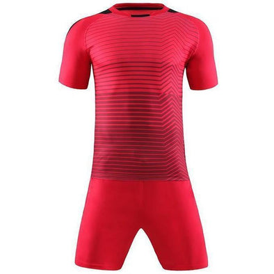 Red 115 - Fc Soccer Uniforms