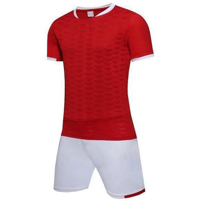 Red 147 - Fc Soccer Uniforms