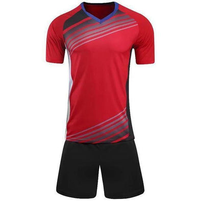 Red 133 - Fc Soccer Uniforms