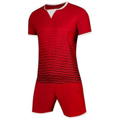 Red 138 - Fc Soccer Uniforms