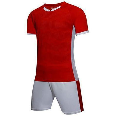 Red 143 - Fc Soccer Uniforms