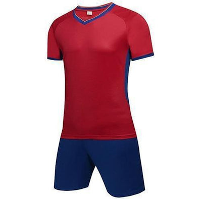 Red 145 - Fc Soccer Uniforms
