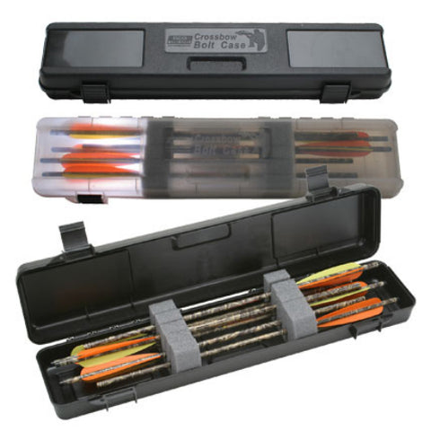 MTM CROSSBOW BOLT CASE-HOLDS 12 SI - BHCB-40