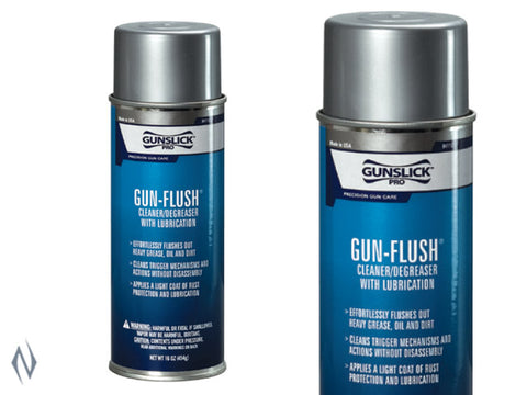 GUNSLICK GUN FLUSH AEROSOL 14OZ - G94112