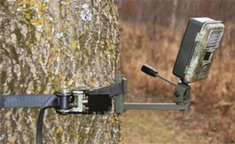 STEALTH CAM STRAP ON TRAIL CAM HOLDER - HME-TCH-SO