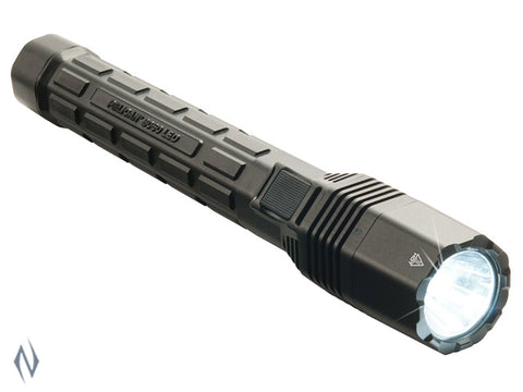 PELICAN TORCH 8060 LED TACTICAL RECHARGABLE BLACK 803 LUM - P8060ACB