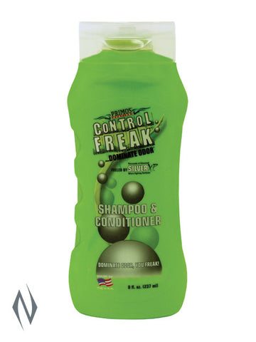 PRIMOS CONTROL FREAK SHAMPOO & CONDITIONER 8OZ - PR58074