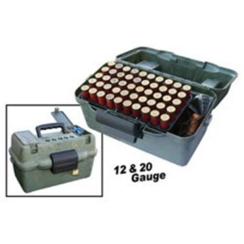 100 RD DELUXE SHOTSHELL CASE - SF100D-09