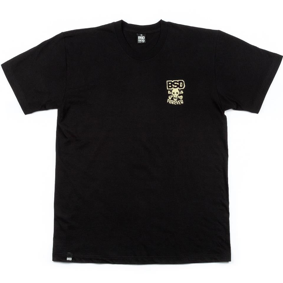 BSD More Speed T-Shirt - Black