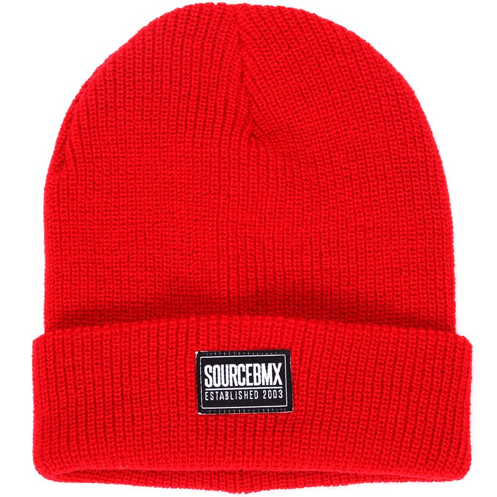 Source Patch Beanie