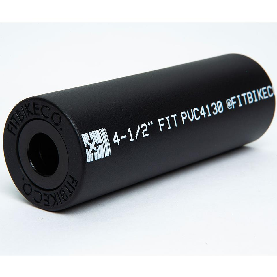 Fit PVC Peg - Black