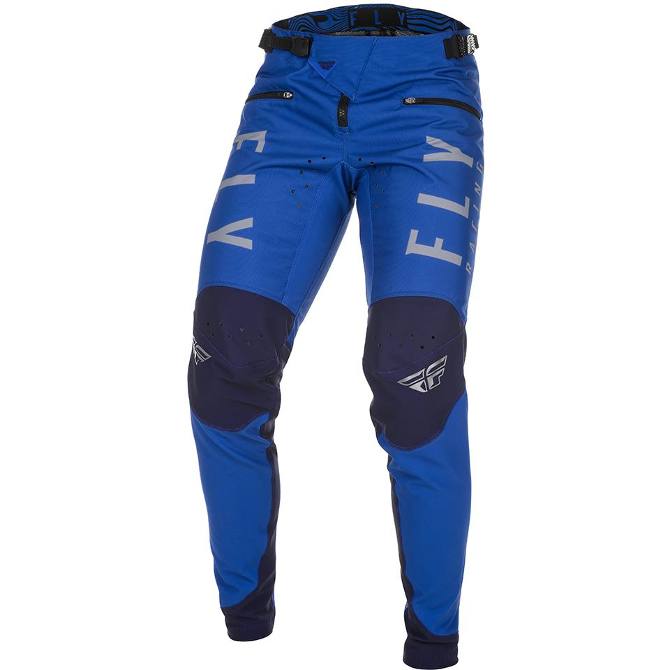 Fly Racing Youth Kinetic Race Pant - Blue