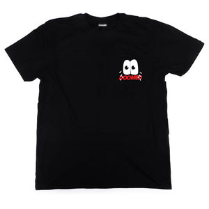 Doomed Worse T-Shirt - Black