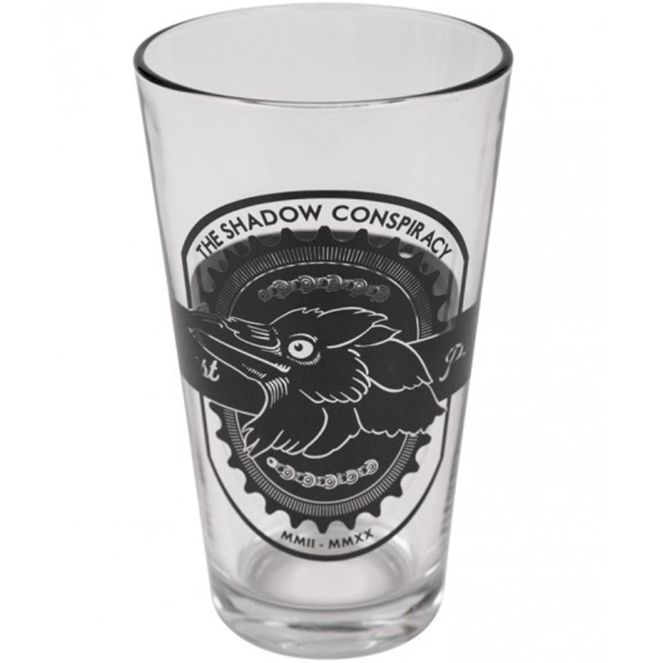 Shadow Finest Pint Glass