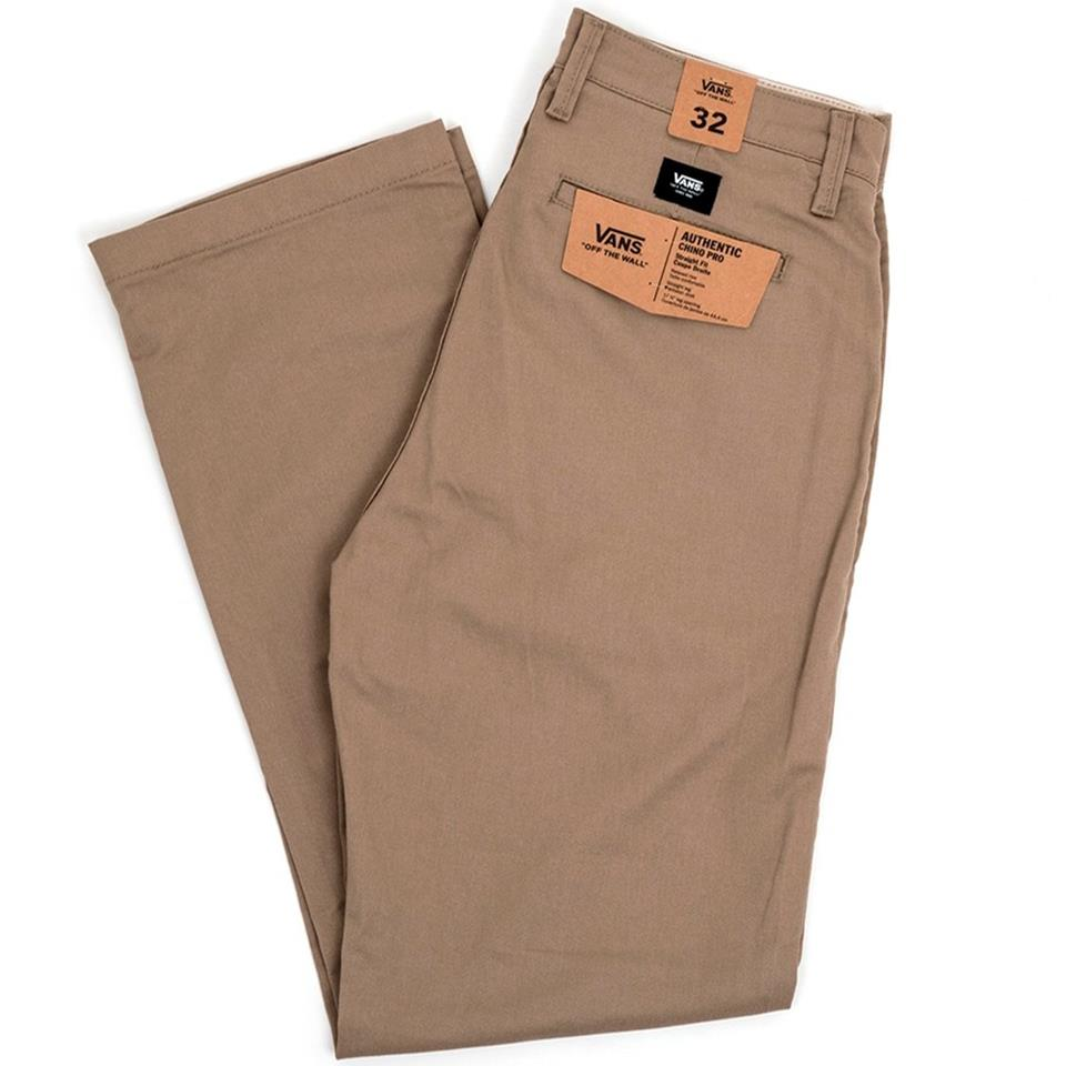 Vans Authentic Chino Pants - Military Khaki