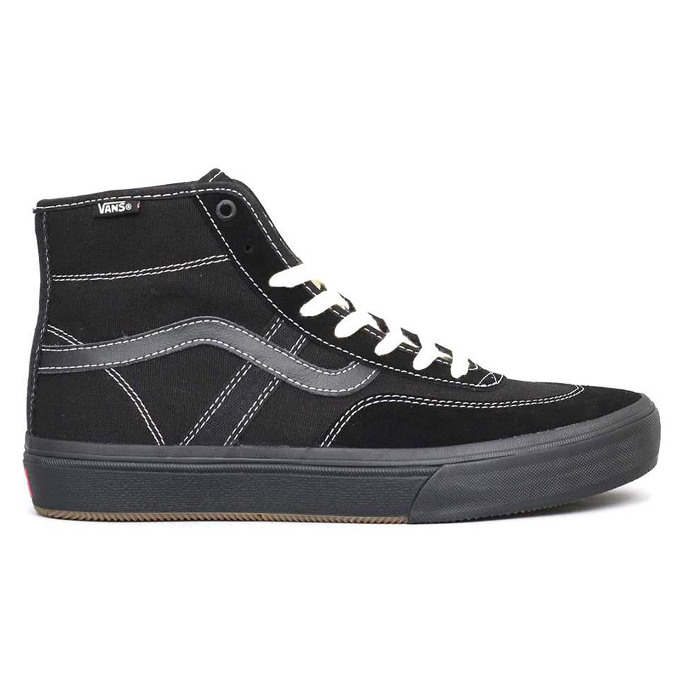 Vans Crockett High Pro - Black/Black