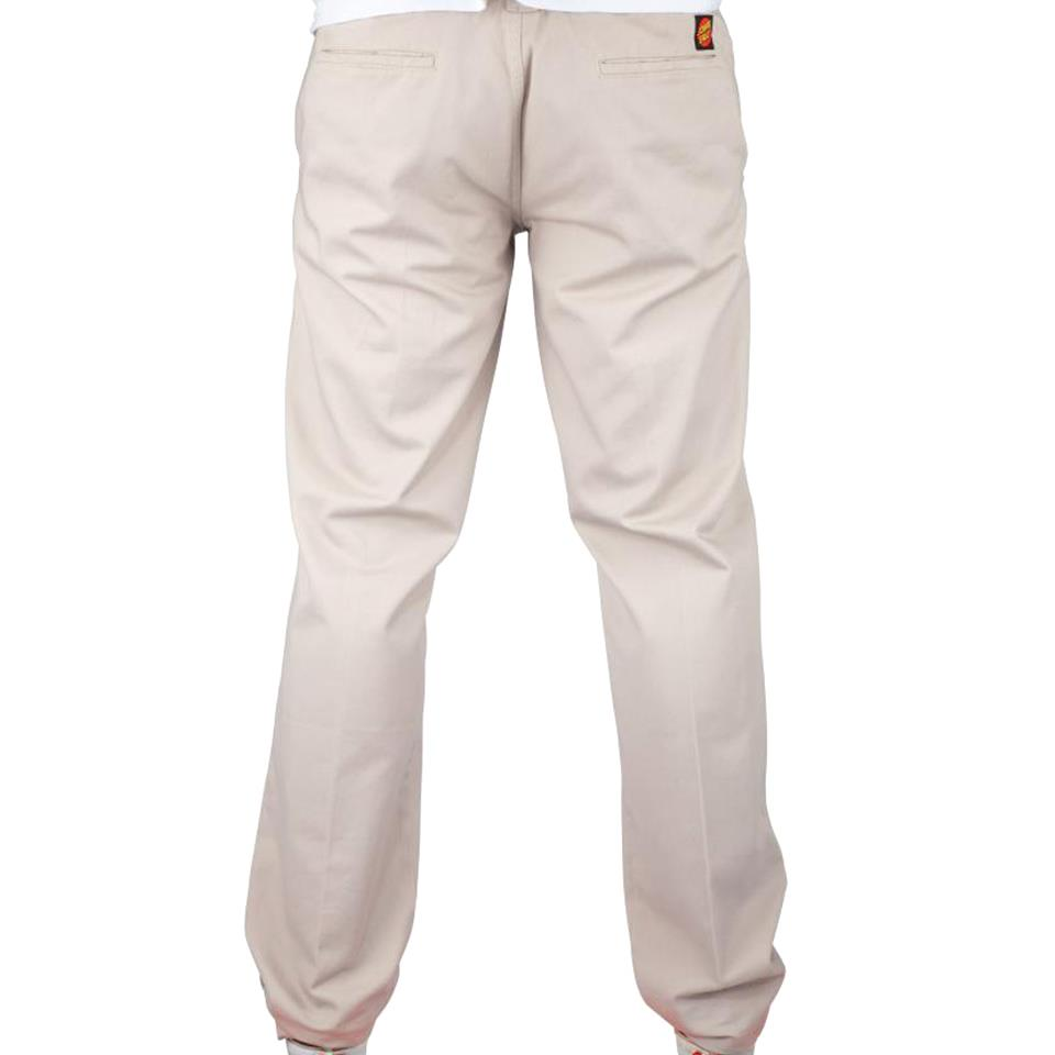 Santa Cruz Dot Workpant - Oatmeal